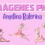 Imagenes PNG de Angelina Ballerina Gratis