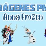 Imagenes PNG de Anna Frozen Gratis