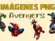 imagenes png Avengers