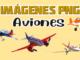 imagenes png Aviones