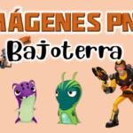 Imagenes PNG de Bajoterra Gratis