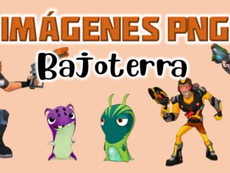 imagenes png Bajoterra