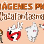 Imagenes PNG de Cazafantasma Gratis