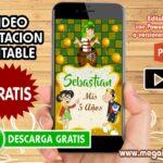 Video Invitacion del Chavo del 8 GRATIS