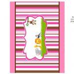 BABY SHOWER ANIMALITOS GIRL 22