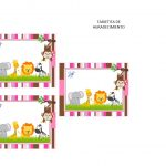 BABY SHOWER ANIMALITOS GIRL 4