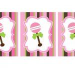 BABY SHOWER ARCA MODELO 2 NINA 17