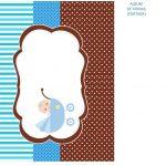 BABY SHOWER BEBE CARRITO NINO 18