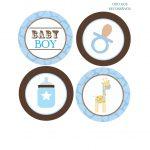 BABY SHOWER CELESTE MARRON NINO 05