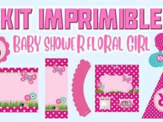 BABY SHOWER FLORAL GIRL MUESTRA