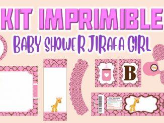 BABY SHOWER JIRAFA GIRL MUESTRA