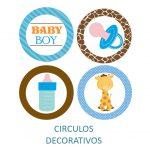 BABY SHOWER JIRAFA NINO 05