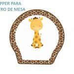 BABY SHOWER JIRAFA NINO 07