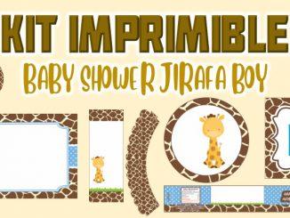 BABY SHOWER JIRAFA NINO MUESTRA