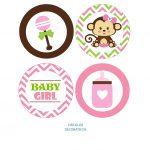 BABY SHOWER MONITO GIRL 05