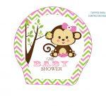 BABY SHOWER MONITO GIRL 07