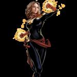 Capitana Marvel 01