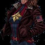 Capitana Marvel 10