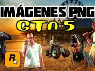 Imagenes PNG de GTA5 gratis