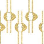 Kit Imprimible Boda dorado 12
