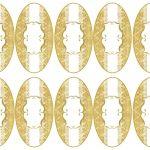 Kit Imprimible Boda dorado 16