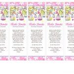 Kit Imprimible Comunion flores nina 08