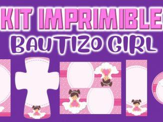 Kit Imprimible bautizo nina MUESTRA