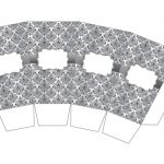 Kit Imprimible boda de plata 02