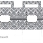 Kit Imprimible boda de plata 04