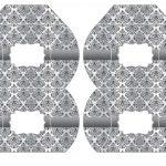 Kit Imprimible boda de plata 08