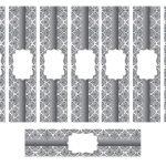 Kit Imprimible boda de plata 10
