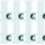 Kit Imprimible comunion celeste nino 05