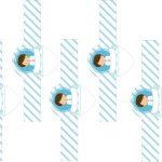 Kit Imprimible comunion celeste nino 10