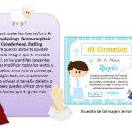 Kit Imprimible comunion fondo celeste nino 01