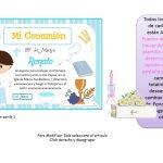 Kit Imprimible comunion fondo celeste nino 02