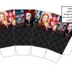 Kit Imprimible cumple Alicia a traves del espejo 03
