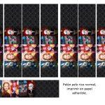 Kit Imprimible cumple Alicia a traves del espejo 09