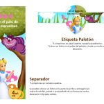 Kit Imprimible cumple Alicia en el pais de las maravillas 03