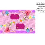 Kit Imprimible cumple Angelina Ballerina 02