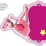 Kit Imprimible cumple Angelina Ballerina 03