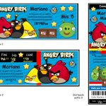 Kit Imprimible cumple Angry Birds Modelo 2 02