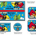 Kit Imprimible cumple Angry Birds Modelo 2 04