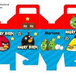 Kit Imprimible cumple Angry Birds Modelo 2 08