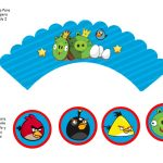 Kit Imprimible cumple Angry Birds Modelo 2 10