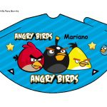 Kit Imprimible cumple Angry Birds Modelo 2 12