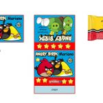 Kit Imprimible cumple Angry Birds Modelo 2 14