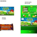 Kit Imprimible cumple Angry Birds Modelo 2 30