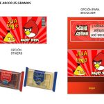 Kit Imprimible cumple Angry Birds Modelo 2 31