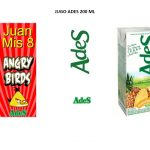 Kit Imprimible cumple Angry Birds Modelo 2 48