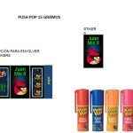 Kit Imprimible cumple Angry Birds Modelo 2 73